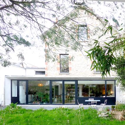bodenez et le gal la salle architecte rennes. Black Bedroom Furniture Sets. Home Design Ideas
