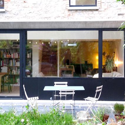 extensions bodenez et le gal la salle. Black Bedroom Furniture Sets. Home Design Ideas